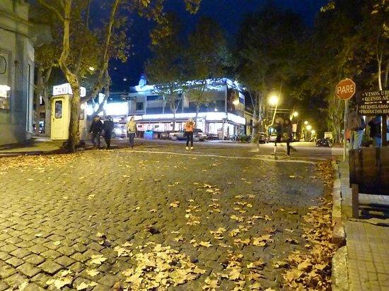 mercosur: Calle Ituzaingo