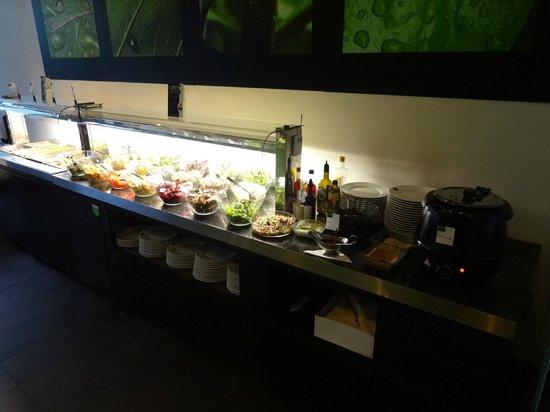 Green Pepper Lisboa - buffet