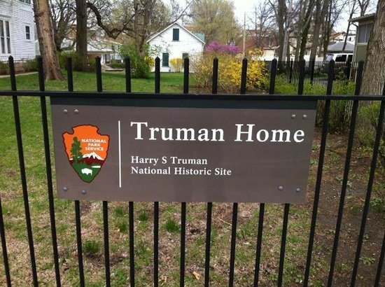 Harry S Truman National Historic Site: Truman House-Independence, MO