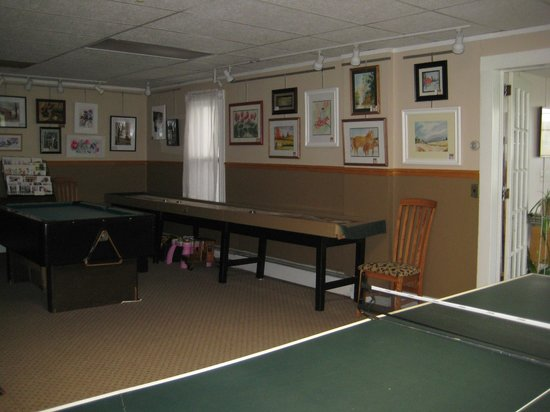 The Inn at Starlight Lake: The Game Room