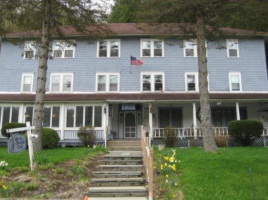 The Inn at Starlight Lake: The Main Building