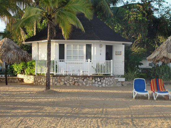 Royal Decameron Club Caribbean : Cottage No 12, our new home