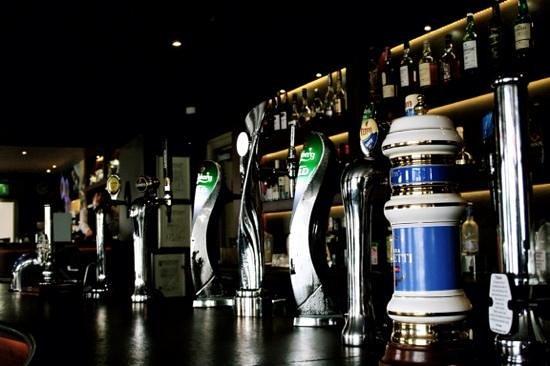 The Woolacombe Bay Hotel: Brasserie Bar