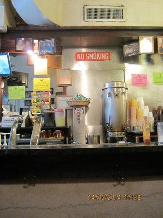 Eisenberg's Sandwich Shop: 2