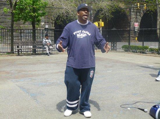Hush Hip Hop Tours: The legendary Grandmaster Caz