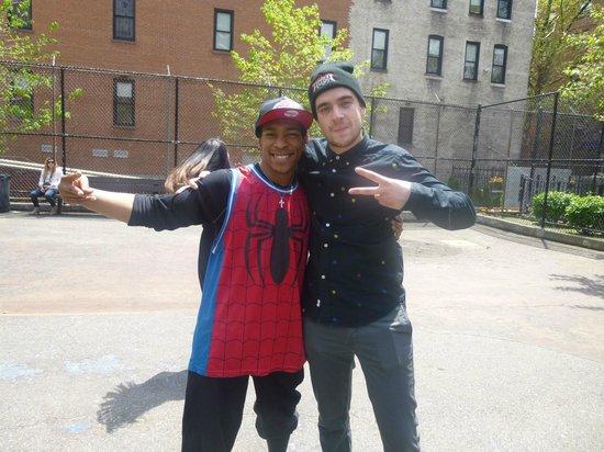 Hush Hip Hop Tours: Bboy spidey