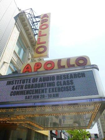 Hush Hip Hop Tours : Apollo theater