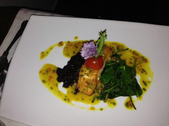 Le Marquis Restaurant: Fish