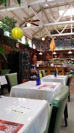 Side Door Cafe and Eden Hall: Inside