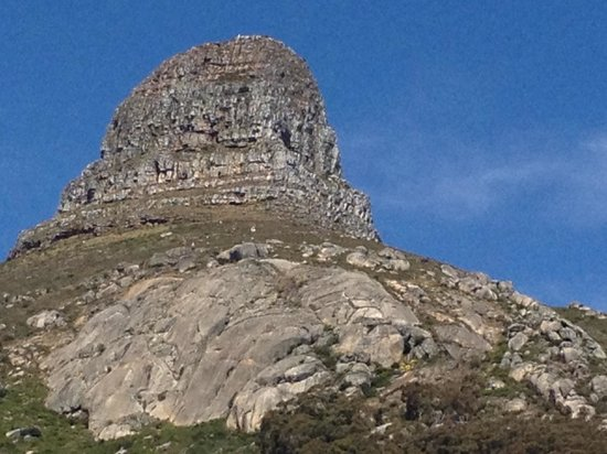Lion's Head! The Lion of Judath owns this Mountain!!!
