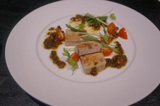 Hotel Aile: プランの夕食2