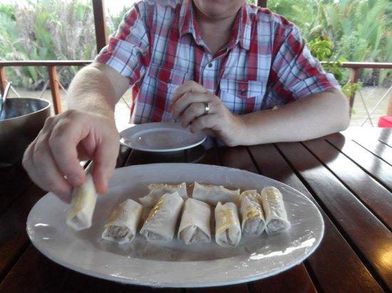 Mekong Eyes Cruise - Mekong One Day Tour: Cooking class
