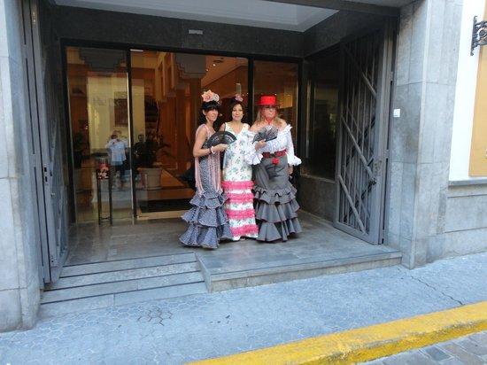 Hotel Eurostars Regina: pronte per la feria