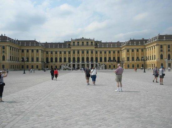 Schloss Schönbrunn: Palazzo Schonbrunn