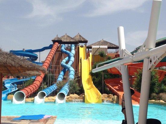 Labranda Aqua Fun Club Marrakech : Flumes