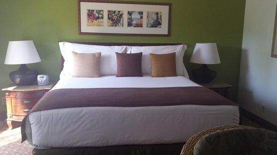Harbor View Inn: Nice rooms
