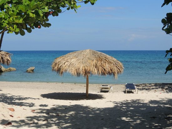 Grand Palladium Jamaica Resort & Spa: Otra de las tantas playitas