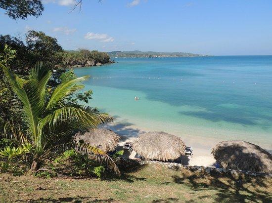 Grand Palladium Jamaica Resort & Spa: Una de las tantas playas