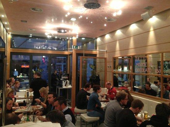 Piadina-Bar Margherita: interno