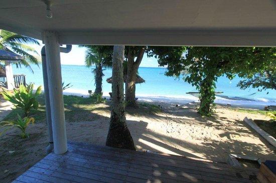 Blue Lagoon Beach Resort: View from Villa 5