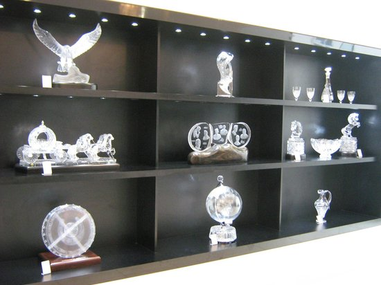 Waterford Crystal : Amazing works of art