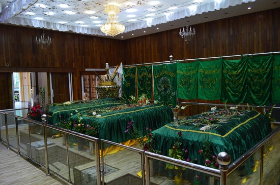 Tomb of Bahadur Shah Zafar