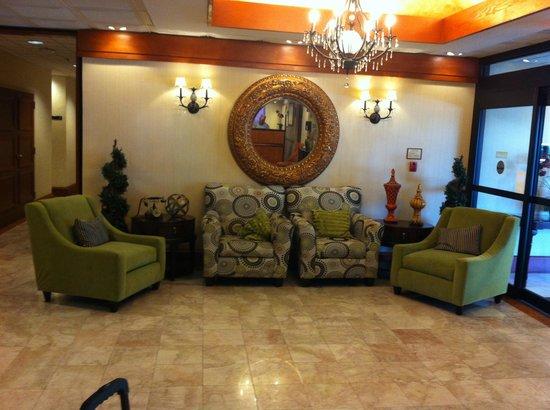 Comfort Inn Shady Grove: Lobby