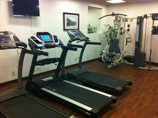 Comfort Inn Shady Grove: Excercise Room