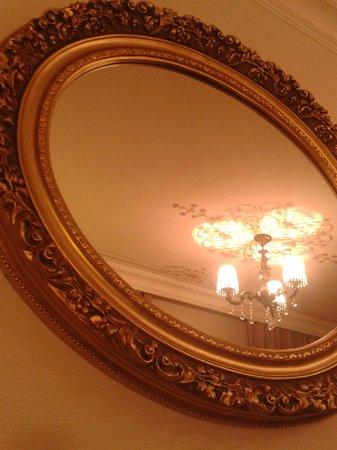 Sultans Royal Hotel: Decoração aconchegante!