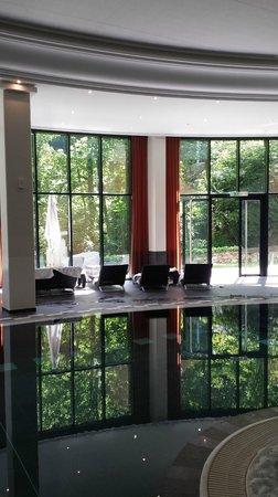 Pavillon de la Rotonde: Pool