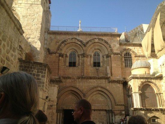 Église du Saint-Sépulcre (Jérusalem) : The Church of the Holy Sepulchre