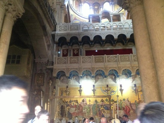 Iglesia del Santo Sepulcro: The Church of the Holy Sepulchre