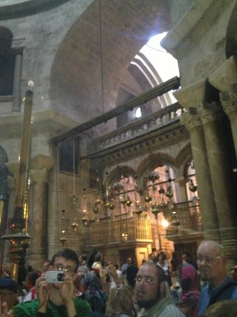 Église du Saint-Sépulcre (Jérusalem) : The Church of the Holy Sepulchre