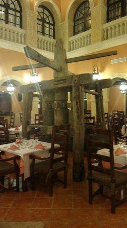 Majestic Elegance Punta Cana : Restaurante El Asadito, excelentes carnes, atención y ambientación.