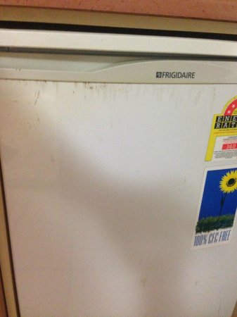 Ibis Styles Cairns: Fridge