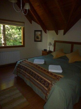 Bosque Dormido Cabañas & Spa : Habitacion Principal