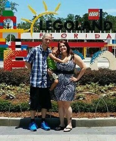 LEGOLAND Florida Resort : Great Grandson