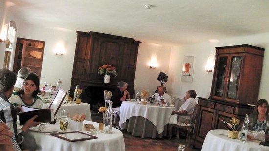 La Bastide de Moustiers: Le restaurant