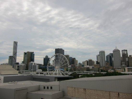 Rydges South Bank Brisbane: Riverside view