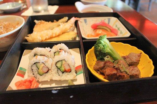 Tokyo Dining: le bento box