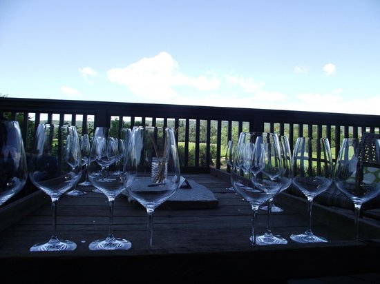 Passalacqua Winery : Before our private tasting