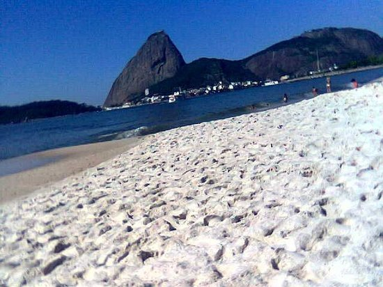 Flamengo district: Paia do Flamengo