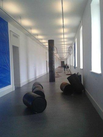 Irish Museum of Modern Art (IMMA): interno