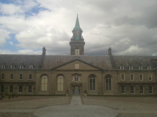 Irish Museum of Modern Art (IMMA): esterno