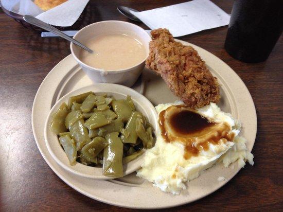 Edna's Restaurant : Chicken n 3