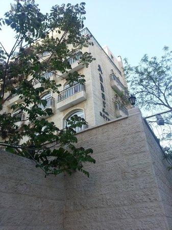 Addar Hotel: Fachada