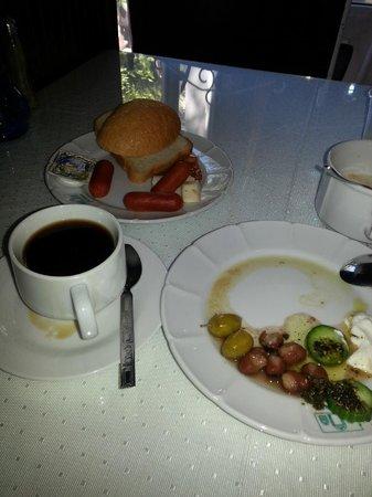 Addar Hotel: Café da manhã