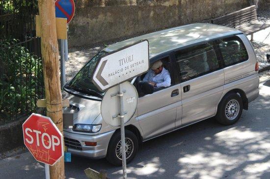 Yellow-Van Tours & Activities : ...the grey Yellow Van...