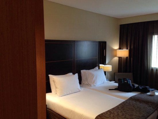 Eurostars Monumental: Double bed delux