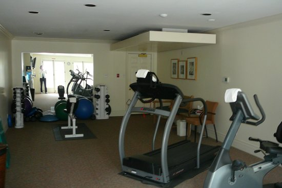 Langdon Hall Country House Hotel & Spa: fitness area